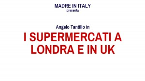 I supermercati a Londra e in UK